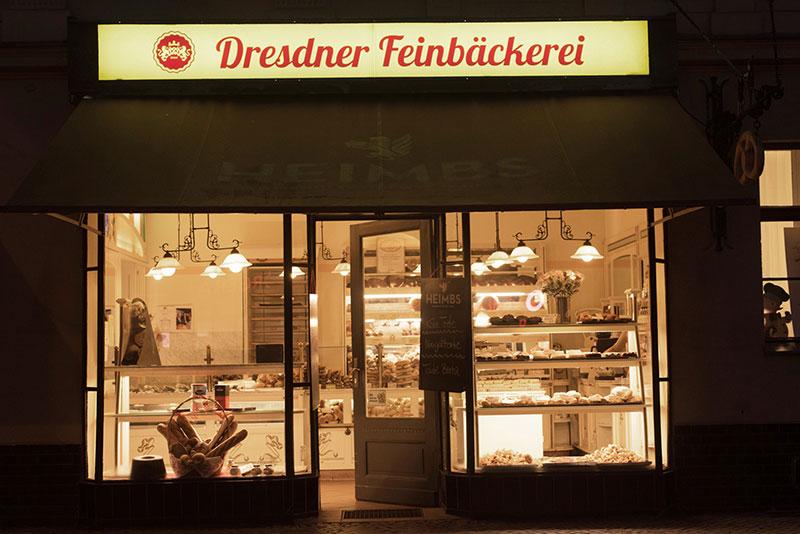 Dresdner Feinbäckerei, Berlin