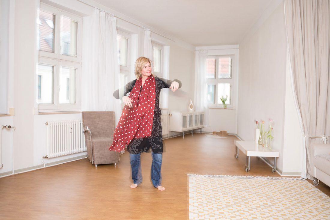 Michaela Rackelmann - und sie tanzt...
